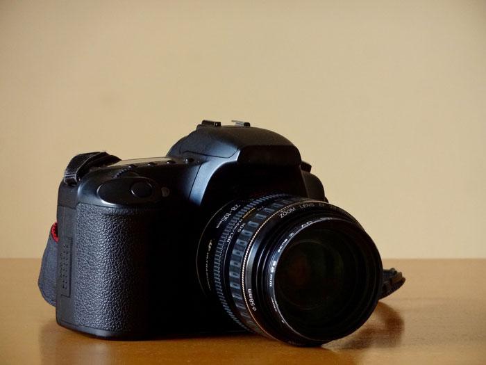 カメラの重要性