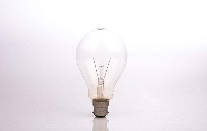照明(ライト)の重要性